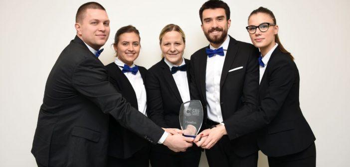 Studenti FON-a finalisti prestižnog svetskog takmičenja u rešavanju studije slučaja u Kopenhagenu