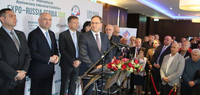 Na EXPO Srbija – Rusija u Beogradu predstavila se i BK Grupa