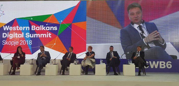 Srbija na Digitalnom samitu Zapadnog Balkana u Skoplju